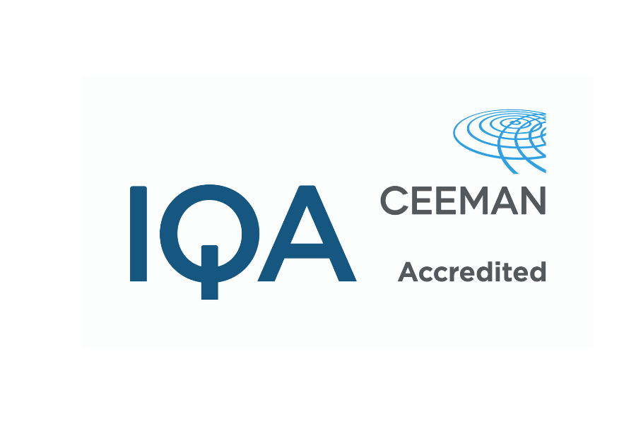 UEHS received the prestigious international accreditation CEEMAN IQA