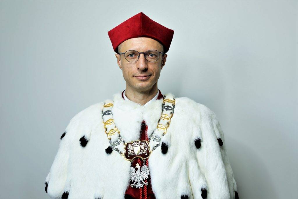 Academic promotion of the UEHS Rector