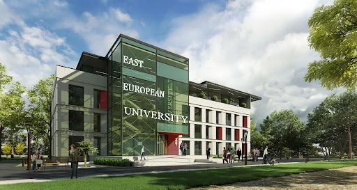 Подвійний диплом з  East European University в Грузії