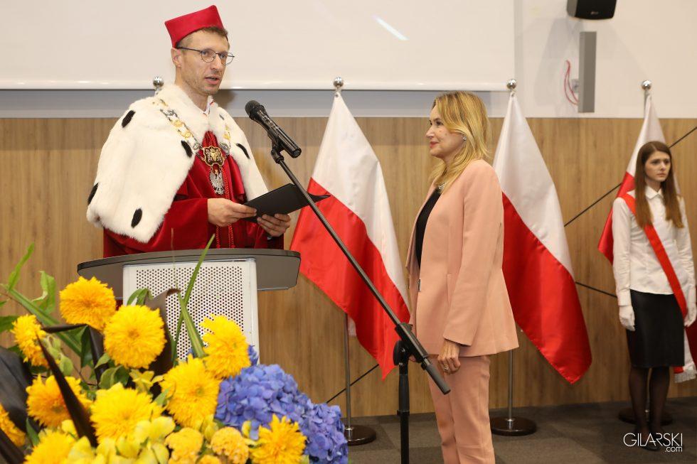 Професор Małgorzata Niewiadomska-Cudak стала Уповноваженим Ректора з питань Рівного Ставлення