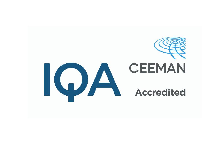 AEH otrzymała prestiżową międzynarodową akredytację CEEMAN IQA